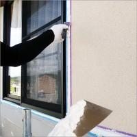 氷見市 住宅塗り替え前の防水処理
