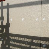 富山県魚津市 住宅外壁の塗り替え 外壁サイディング 釘頭の防水処理