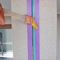 富山県魚津市 住宅外壁の塗り替え 外壁目地の防水処理