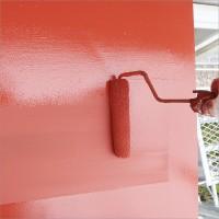 富山県高岡市 住宅塗り替え トタン屋根のサビ止め塗装