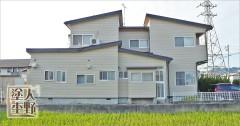 富山県高岡市 H・M様 住宅 屋根・外壁の塗り替え事例を追加しました