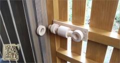 南砺市 櫻井様 住宅 木の扉 設置事例を追加しました