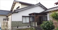 富山県南砺市 S・S様 住宅 外壁塗り替え・改修事例
