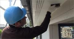 住宅塗り替え 軒裏の下地処理